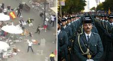 Oggi festa nazionale in Spagna: corteo contro l'indipendenza