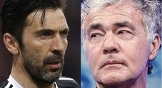 Buffon e l'arbitro inglese, Giletti sta con il portiere: «È la rabbia dell'onesto»