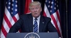 Trump: «Non sono mostri, sono solo perdenti. E noi li spazzeremo via»
