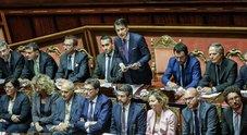 Chi marca chi: lo schieramento del governo al SenatO