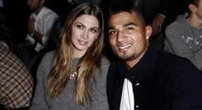 Boateng va al Barcellona e lascia Melissa Satta, il gesto inaspettato della moglie