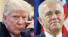 Imita Donald Trump e finisce in onda: bufera sul premier australiano
