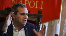 Il sindaco de Magistris alza la voce: «Ciò che è accaduto è inaccettabile»