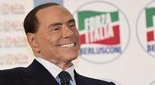 Berlusconi vede Salvini e Meloni: pensioni sul tavolo