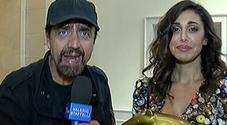 Belen Rodriguez e Stefano De Martino, doppio Tapiro d'oro: «Non tutti i divorzi vanno a buon fine»