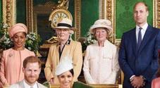 Lady Diana, la Royal Family e l'enorme errore dopo aver diffuso le foto di battesimo di Archie