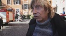 Roma, Carmen Russo ha partorito al Fatebenefratelli