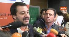 """Salvini: """"Prescrizione ci sara', ma prima riforma del processo penale"""""""