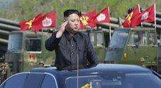 E Trump: «Faremo fuoco e fiamme» 007: «Kim ha mini-testata nucleare»