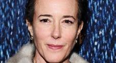 New York, la stilista Kate Spade trovata morta nel suo appartamento