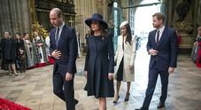 Kate Middleton festeggia il 37esimo compleanno senza Meghan e Harry, le cognate ai ferri corti?
