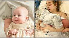 Va in coma e partorisce una bimba: 18enne non sapeva di essere incinta