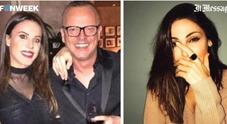 La figlia di Gigi D'Alessio contro la Tatangelo: «Anna è un diavolo»