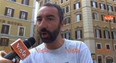 """""""Non finisce qui"""", le reazioni dalla piazza dei NoVax Video"""