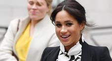 Meghan Markle al Queen's Commonwealth Trust per l'International Women's Day