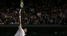 Wimbledon, la finale Federer-Djokovic
