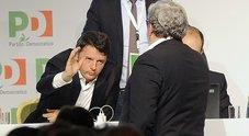 Pd verso il congresso, la minoranza: «Renzi ha scelto la scissione»