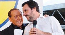 Per Salvini 2,3 milioni di preferenze: secondo Berlusconi, bene Calenda