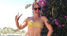 Noemi dimagrita pubblica una foto in bikini: colleghe e fan in delirio