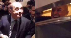 Video/ Zingaretti presidente, l'urlo di gioia del fratello Luca