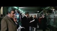 La scena cult Gli schiaffi in stazione di Amici Miei