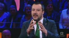 Salvini: pazzesco. Berlusconi: meglio tacere