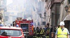 Esplosione a Rocca di Papa, si aggravano le condizioni del sindaco