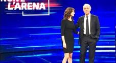 Fabrizio Corona e Asia Argento, Massimo Giletti commenta: «Una come lei non poteva che esserne attratta»