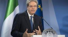 Gentiloni: «No escalation, non usate basi italiane»