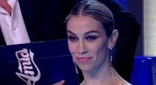 """• """"Ambra sei una str***a"""": imbarazzo in studio col ballerino"""