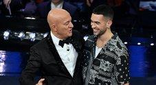 Sanremo 2019, falsa partenza per Mahmood. «Non sento la musica in cuffia»