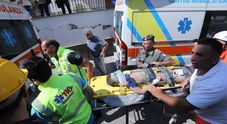Forte terremoto a Ischia, due morti Salvati gli altri due fratellini per 12 ore rimasti sotto le macerie