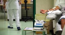 Dalle altre regioni arrivano 849 sacche di sangue