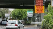 Roma, accertamenti su un cavalcavia della tengenziale Est: chiusa all'altezza dell'A24 direzione Salaria
