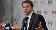 Renzi: «Le mie dimissioni vere. Sostenere le destre o 5 stelle sarebbe un clamoroso e tragico errore»