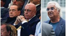 • Spuntano altri 100 nomi, da Galliani a Barilla e Berlusconi