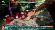 Carabiniere ucciso: anche una tazzina di caffè tra fiori e lettere come ultimo saluto