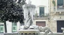 /Ma è un ritorno gelido a Taranto