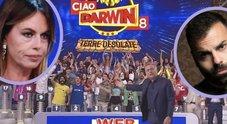 Ciao Darwin, lite con Paola Perego tagliata in tv finisce sul web: «Vorresti dire che sono raccomandata?»