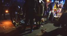 Il dj che era sul palco prima della strage: «Sembrava un atto terroristico»