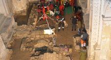 Lecce: nell'ex Ospedale Spirito santo un tesoro di 150 metri quadri scoperto per caso