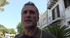 Giuseppe, il soccorritore: «Quando l'ho visto ho pianto di gioia» Video