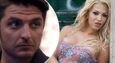 Luigi Favoloso, spunta l'amante. Cristina Roncalli: «Insieme sei mesi mentre era fidanzato con Nina Moric»