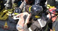 Monica, medico milanese in vacanza: «Così abbiamo salvato i bimbi intrappolati»