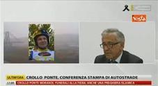 Castellucci: «Così sarà il nuovo viadotto»