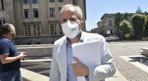 Test rapidi in Veneto, Crisanti indagato per diffamazione: «Non ci voglio credere, si coprono di ridicolo»