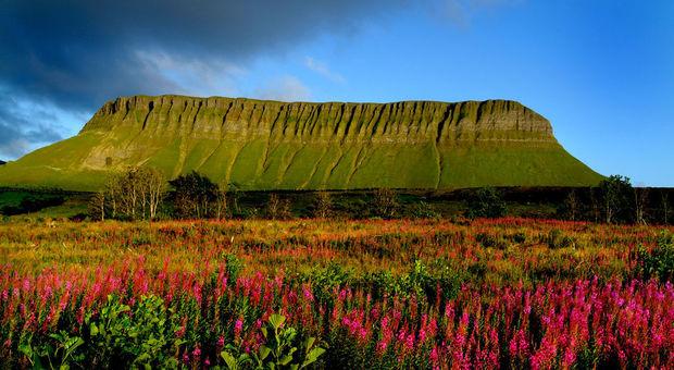 Ben Bulben, Contea di Sligo (foto di Turismo irlandese)