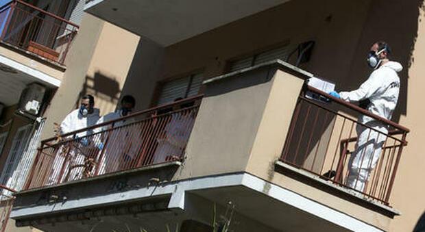 Donna esce in balcone e viene colpita da un proiettile: paura a Ercolano