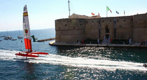 Effetto Sailgp a Taranto, numeri boom: ricaduta economica da 5,7 milioni di euro e 28mila presenze in città