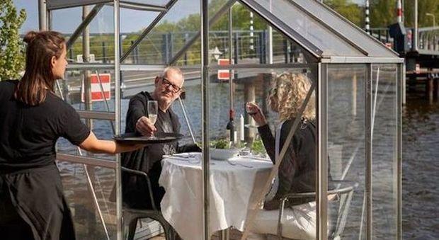 Coronavirus e ristoranti: soluzioni originali in giro per il mondo